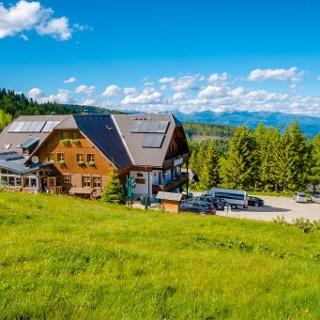 Alpengasthof Sabathy - Außenaufnahme