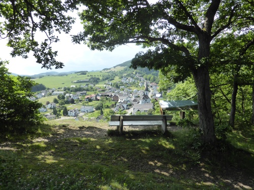 Medebacher Bergweg - Etappe 9: Düdinghausen - Oberschledorn