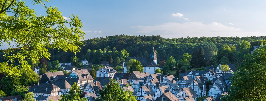 Siegen-Wittgenstein - Freudenberg,-Alter Flecken
