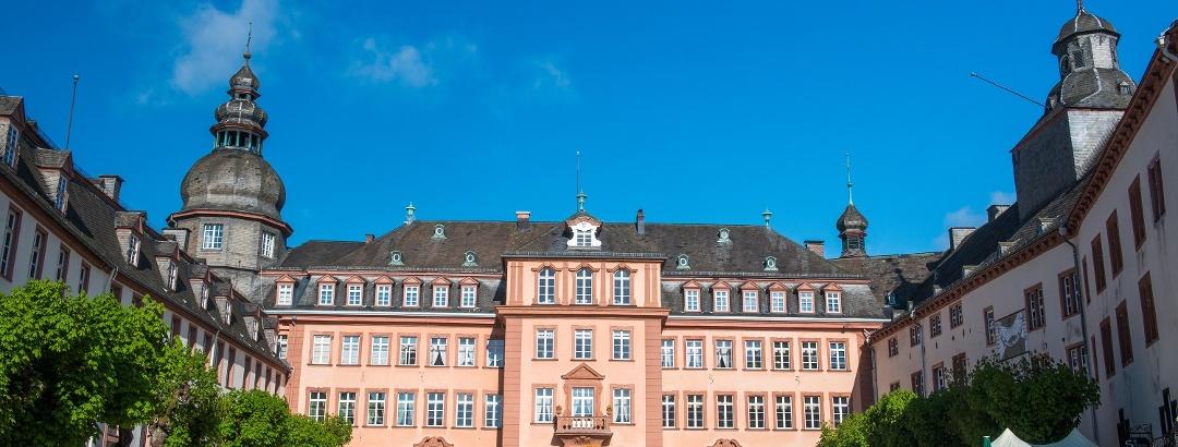 Siegen-Wittgenstein - Schloss Bad Berleburg