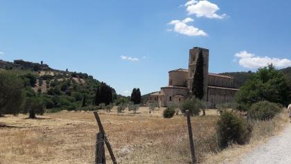 Sant 'Antimo Monastery