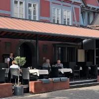 "Hotel Villa Huxori - Terrasse ""Sachsenklause"""