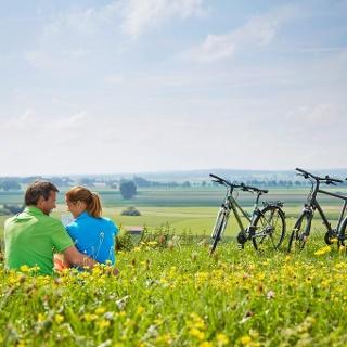 Radtour Vogellehrpfad und rund um Oberbeuren