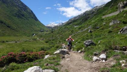 Gotthard Bike und Event Andermatt Trails Mythos
