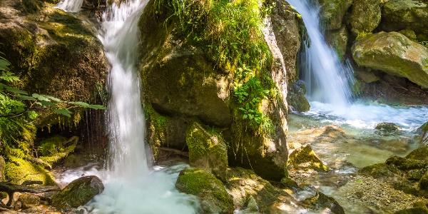 Wasserwelt Myrafälle
