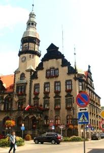 Kamienna Góra: Rathaus