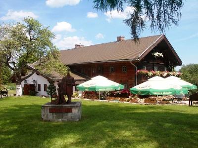 Das Tiroler Haus in Mysêakowice