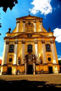 St. Maternus Kirche in Lubomierz