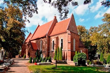 Jakobskirche in Głuszyna