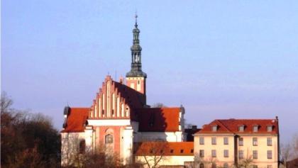 Benediktinerabtei in Lubiń