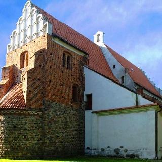 Lubiń: St. Leonhardkirche