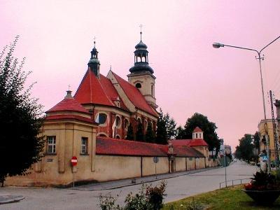 Wschowa: Franziskanerkloster
