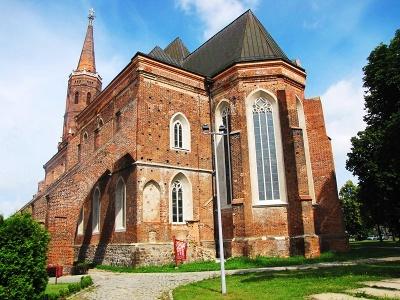 Głogów: Frauenkirche