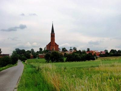 Grodowiec: Frauenkirche