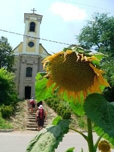 Kirche in Páty