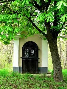 Hinter Kimle: Anna-Kapelle