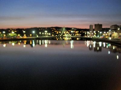 Pontevedra am frühen Morgen