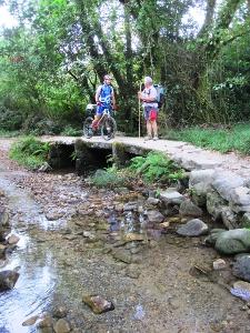 Begegnung am Camino