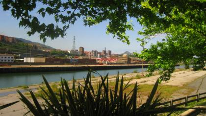 Hafen von Bilbao