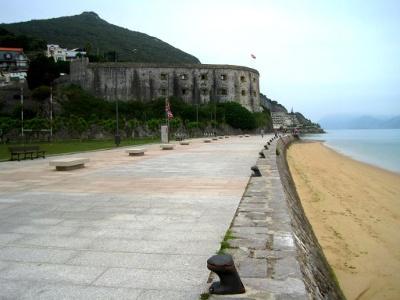 Santoña: Festung San Martin