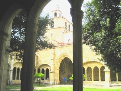 Santander: Kreuzgang Katedrale