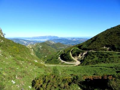 am Rande der Picos