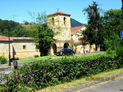 Kloster San Pedro de Villanueva
