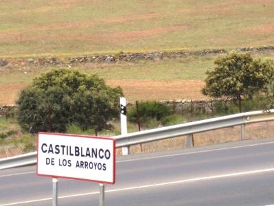 Castilblanco in greifbarer Nähe