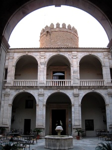 Festung Alcásar - heute Paradorhotel