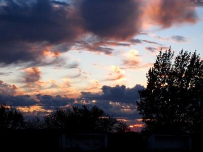 kurz vor Sonnenaufgang in Valdesalor