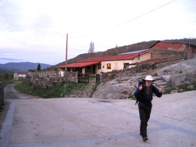 Herberge Calzada - hasta la vista