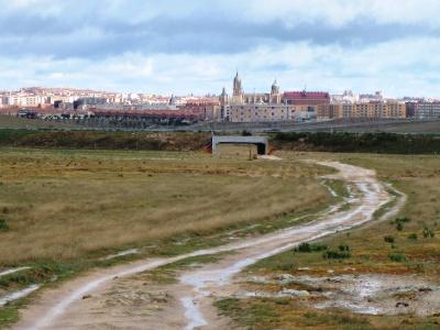Salamanca - ein Lichtblick