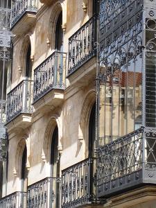 reiche Patrizierhäuser in der Altstadt