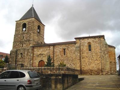 La Bañeza - Kirche El Salvador