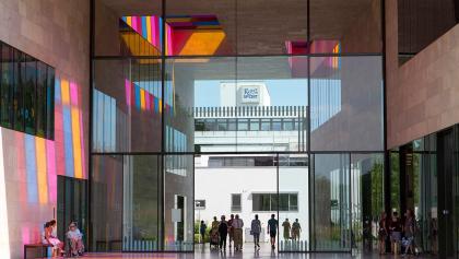 Passage des Museum Ritter
