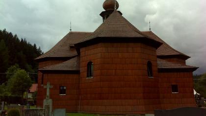 Kostol Panny Marie Sněžné vo Veľkých Karloviciach
