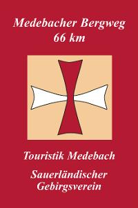 Wegemarkierung Medebacher Bergweg