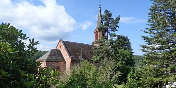 Kirche Herrenwies