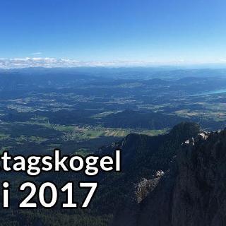 Mittagskogelrunde Juli 2017