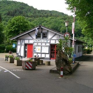 Campingplatz Neuerburg Servicegebäude