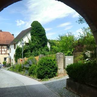 Münchsteinach - Torhaus