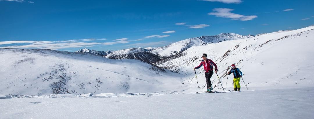 Skidurchquerung Nockberge-Trail - Etappe 2