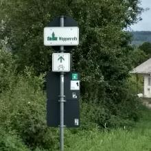 und kleine Dörfer