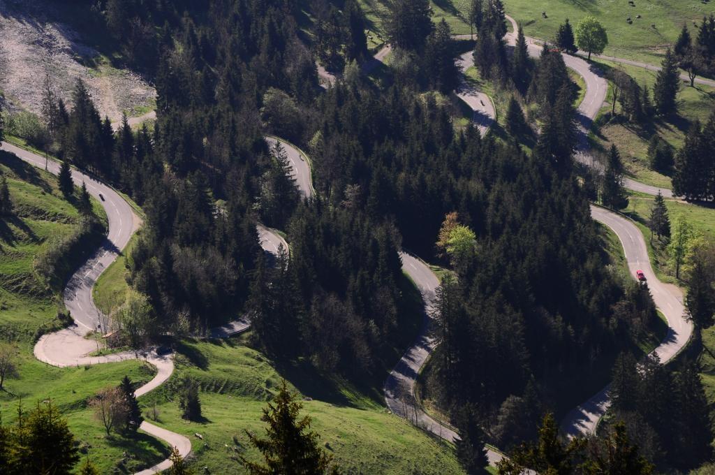 Der Jochpass bei Hindelang  - @ Autor: kempten.de  - © Quelle: Kempten Tourismus