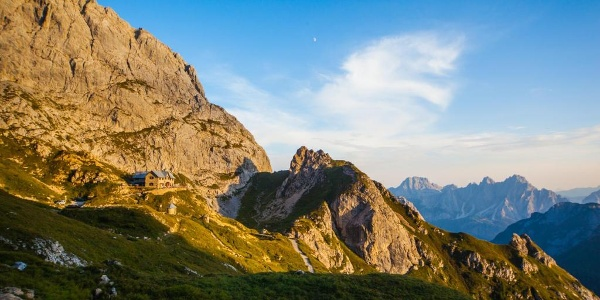 Tramonto in Val Sesis