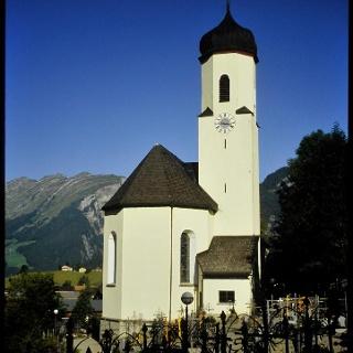 Pfarrkirche Schoppernau