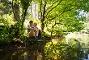 Wanderer Weidelbacher Weiher