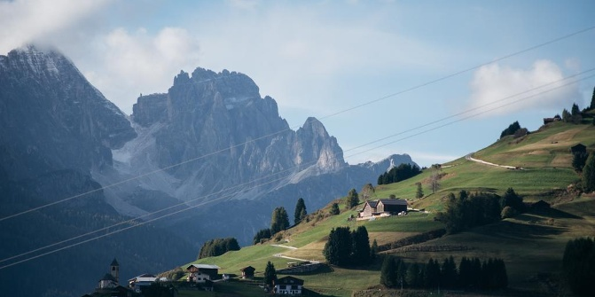 Rifugio de doo san nicol val comelico baita di for Rifugio in baita di montagna