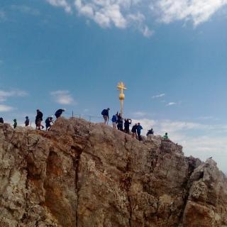 Zugspitz Gipfel