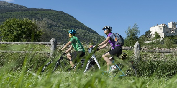 Discover the Venosta Valley by bike